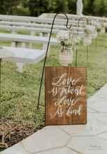 40 awesome backyard wedding decor ideas (30)