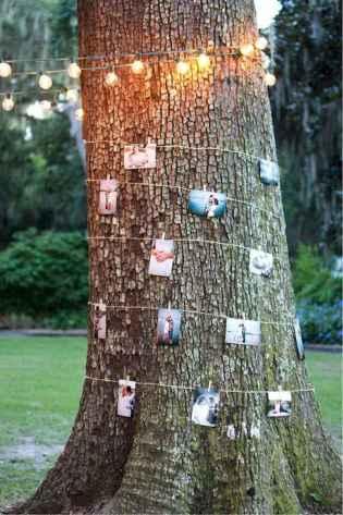 40 awesome backyard wedding decor ideas (35)