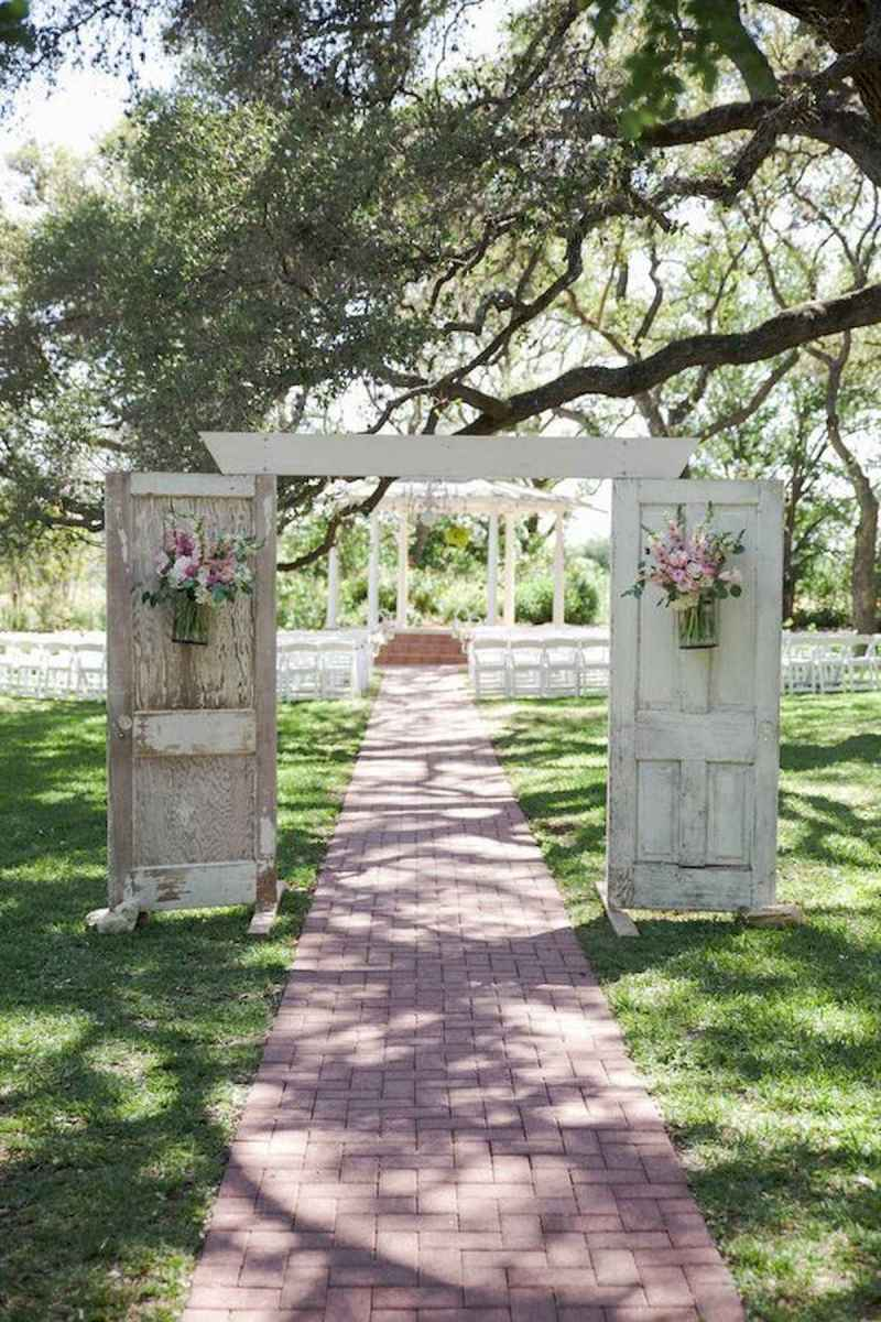 40 awesome backyard wedding decor ideas (39)