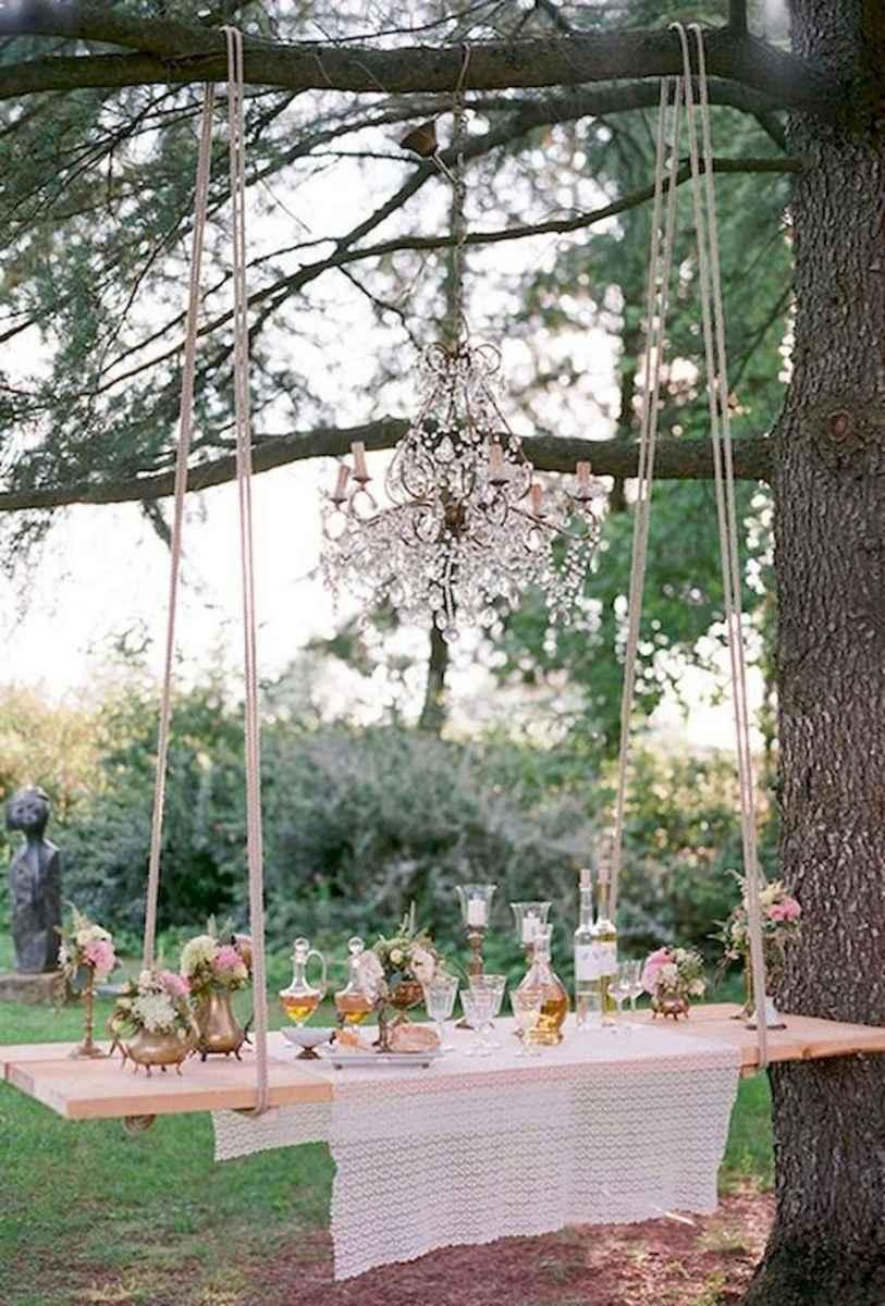 40 awesome backyard wedding decor ideas (7)