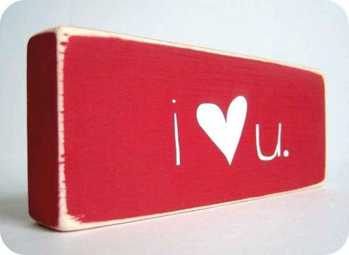 75 lovely valentines day crafts design ideas (19)