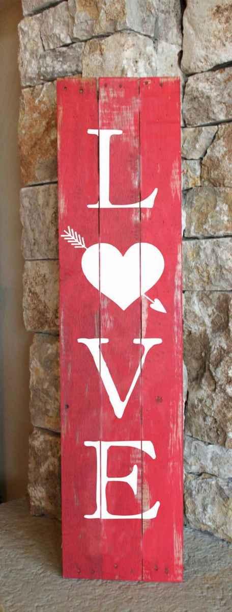 75 lovely valentines day crafts design ideas (35)