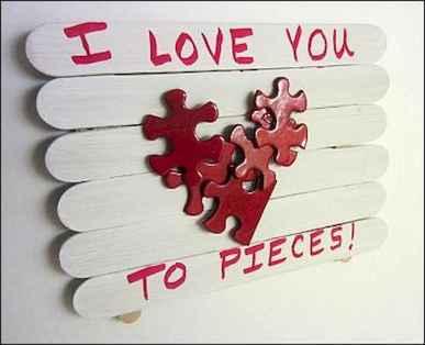 75 lovely valentines day crafts design ideas (56)