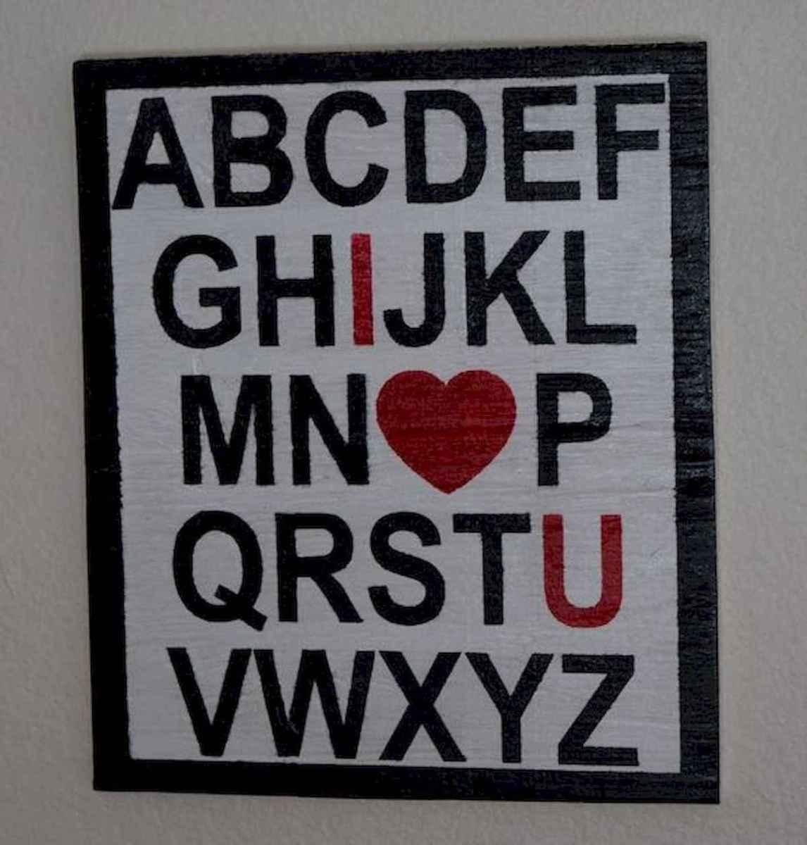 75 lovely valentines day crafts design ideas (7)