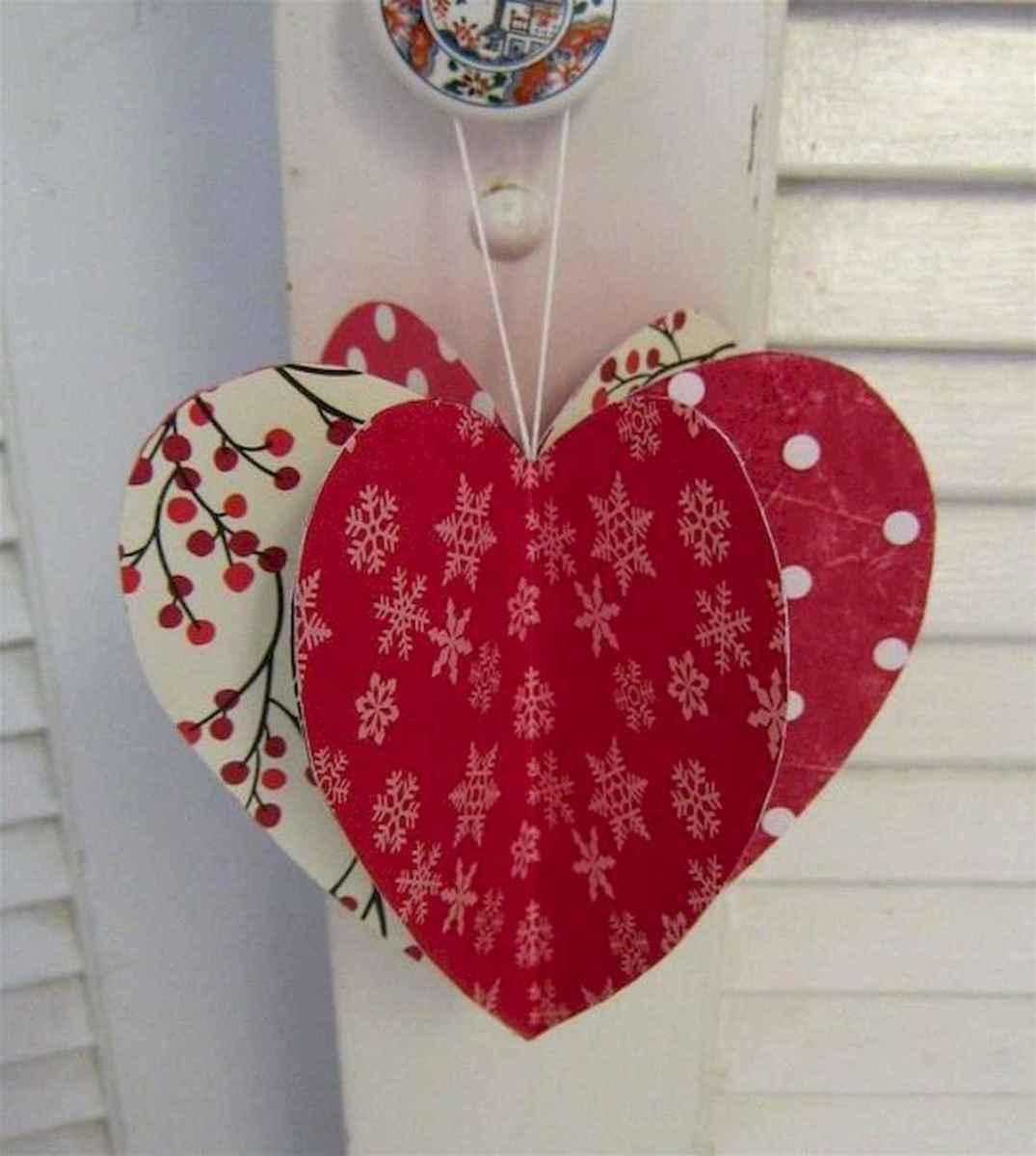 75 lovely valentines day crafts design ideas (70)