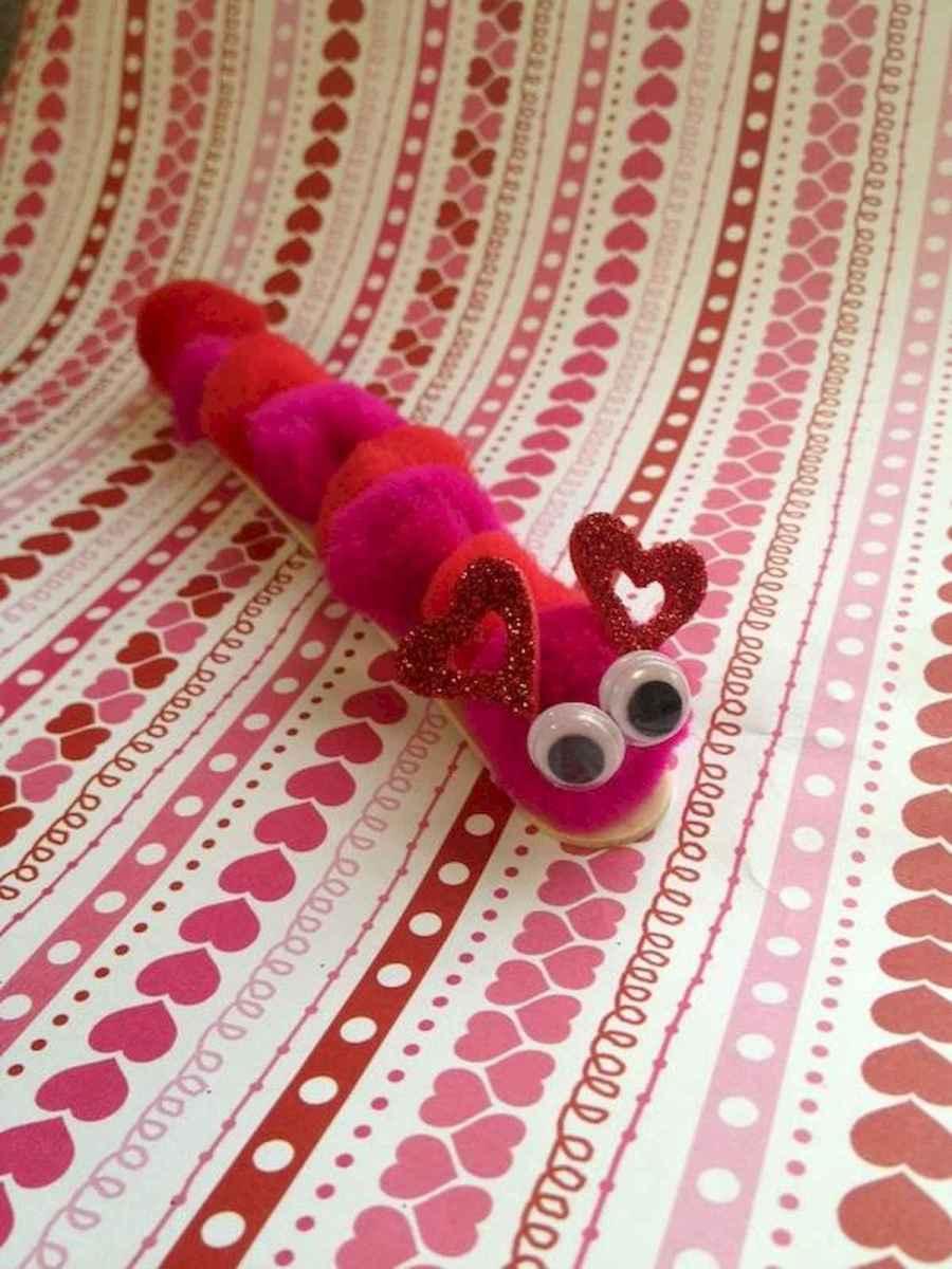 75 lovely valentines day crafts design ideas (71)