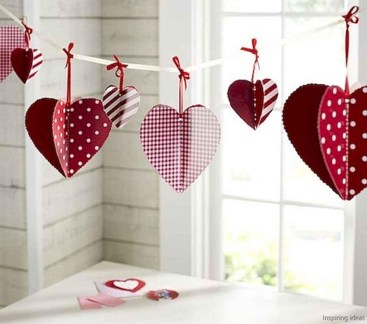 75 lovely valentines day crafts design ideas (9)