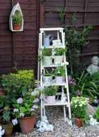 50 unique and creative ladder in the garden design ideas and remodel (2)