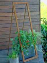 50 unique and creative ladder in the garden design ideas and remodel (30)