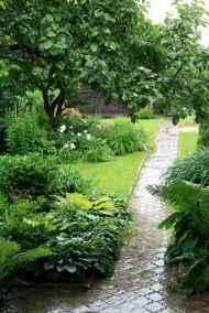 90 lovely backyard garden design ideas for summer (11)