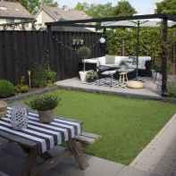 90 lovely backyard garden design ideas for summer (18)