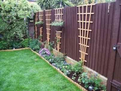 90 lovely backyard garden design ideas for summer (43)