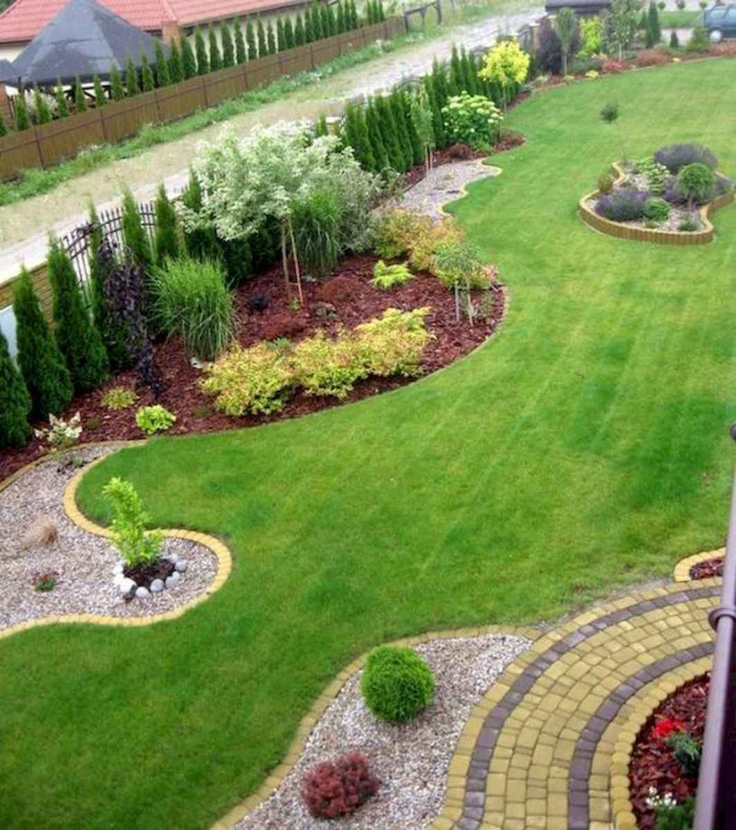 90 lovely backyard garden design ideas for summer (48)