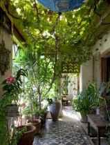 90 lovely backyard garden design ideas for summer (52)