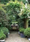 90 lovely backyard garden design ideas for summer (59)