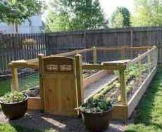 90 lovely backyard garden design ideas for summer (71)