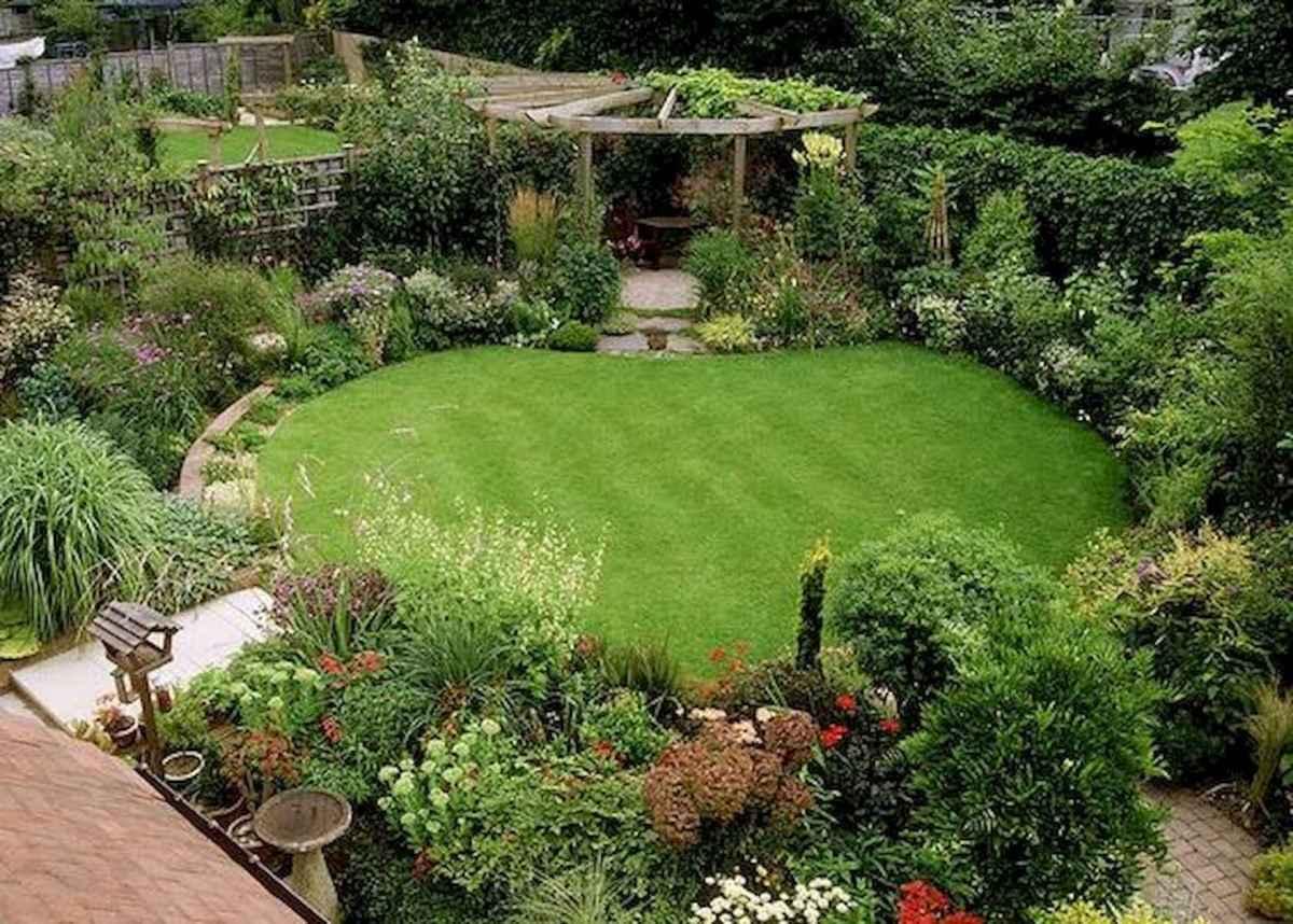 90 Lovely Backyard Garden Design Ideas For Summer 90