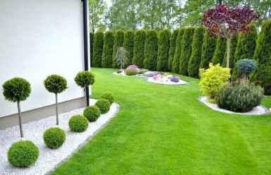 90 lovely backyard garden design ideas for summer (92)