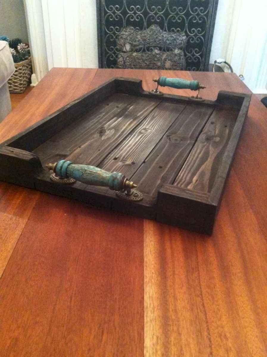 27 rustic serving trays ideas (23)