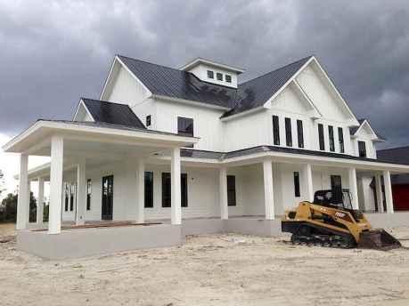30 minimalist farmhouse exterior design ideas (20)