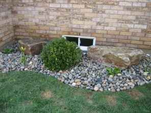 30 simple & modern rock garden design ideas front yard (10)