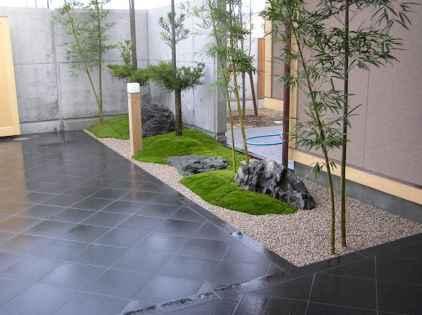 30 simple & modern rock garden design ideas front yard (2)