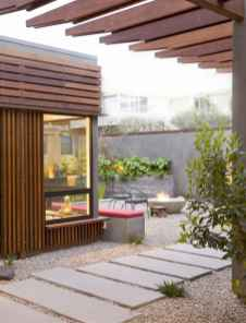 30 simple & modern rock garden design ideas front yard (20)