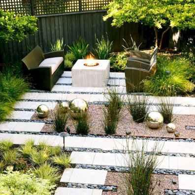 30 simple & modern rock garden design ideas front yard (4)