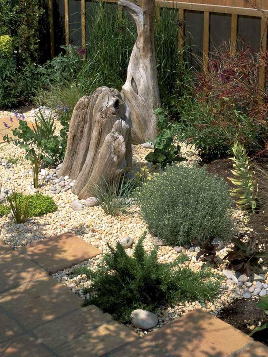 30 Simple Modern Rock Garden Design Ideas Front Yard 8 Room