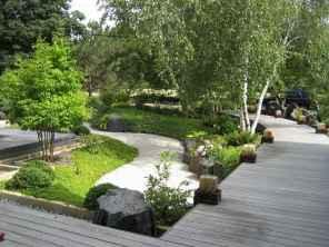 30 simple & modern rock garden design ideas front yard (9)
