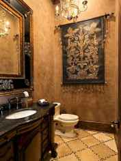 35 most efficient small powder room design ideas (11)