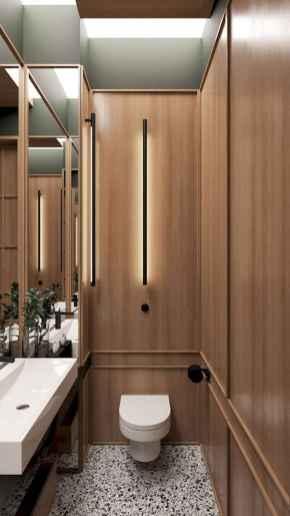 35 most efficient small powder room design ideas (12)