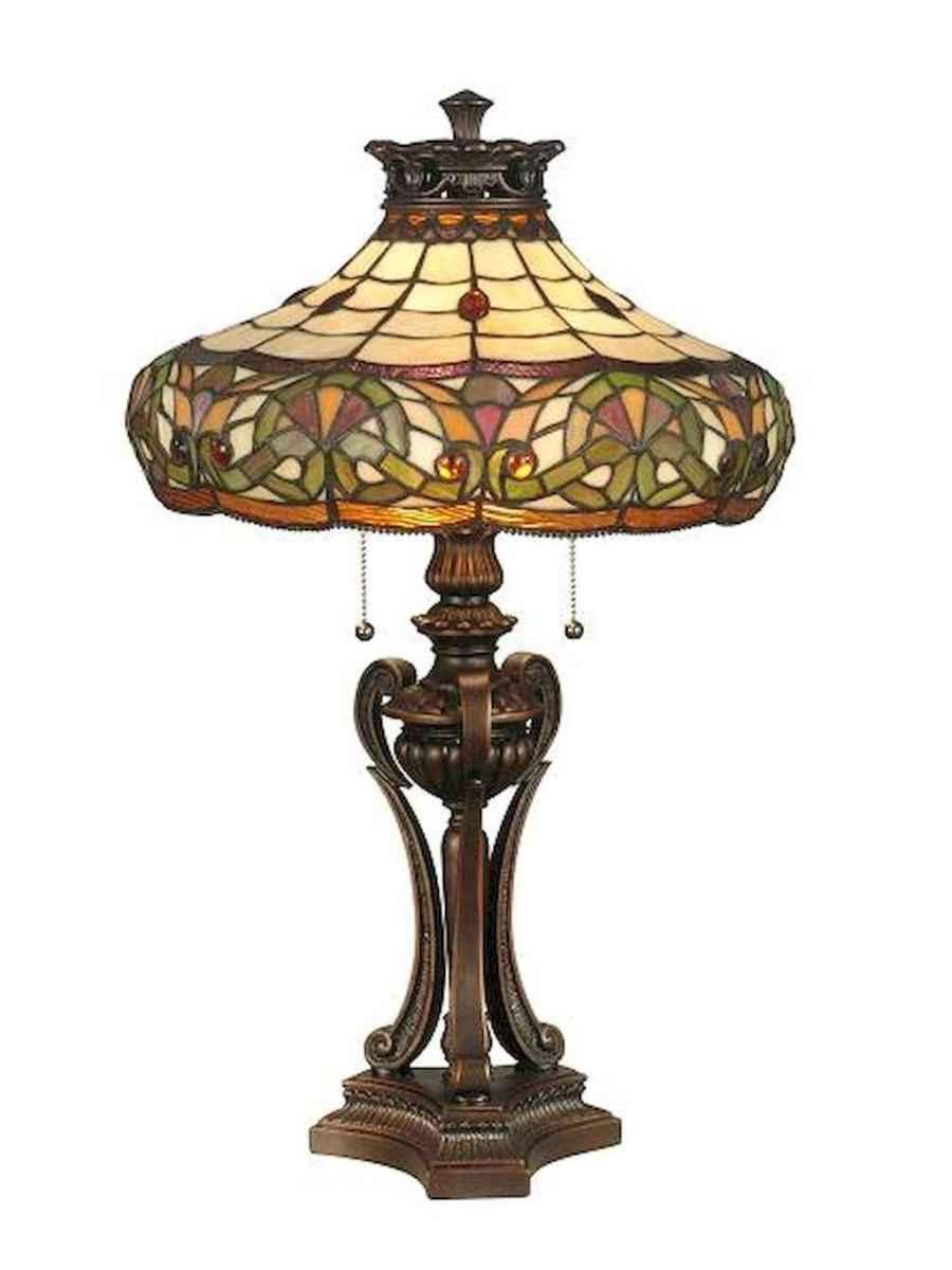40 vintage victorian lamp shades ideas for decorating bedroom diy (2)