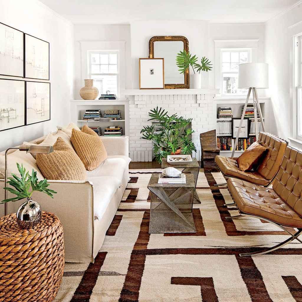 44 cozy coastal themed living room decor ideas that makes your home feels like beach (27)