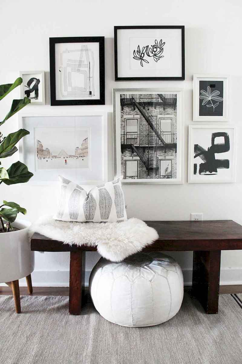 50 beautiful gallery wall ideas to show your photos (1)