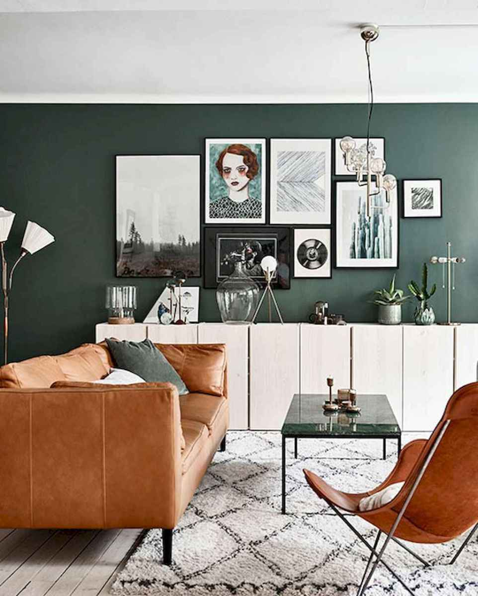 50 beautiful gallery wall ideas to show your photos (25)