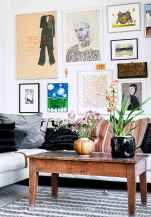 50 beautiful gallery wall ideas to show your photos (30)
