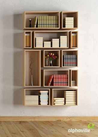 50 clever diy wood shelves ideas on a budget (25)