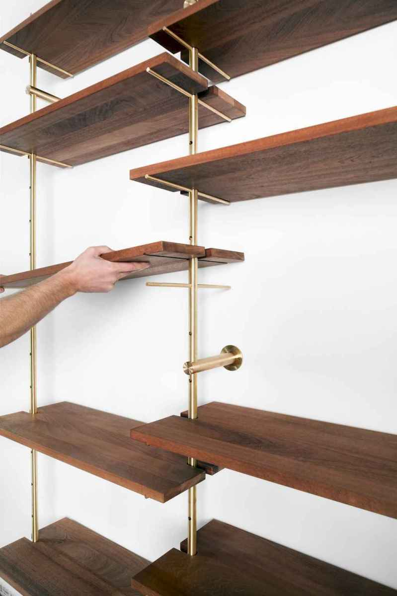 50 clever diy wood shelves ideas on a budget (27)