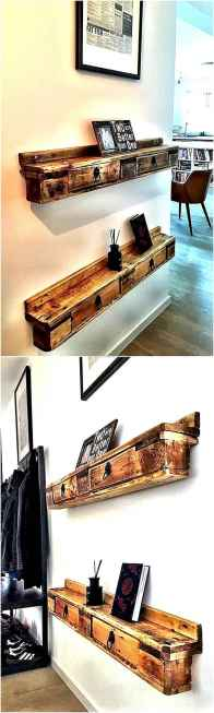 50 clever diy wood shelves ideas on a budget (38)