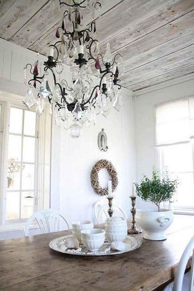 50 vintage dining room lighting decor ideas (15)