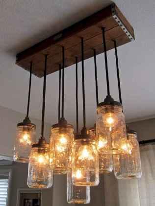 50 vintage dining room lighting decor ideas (19)