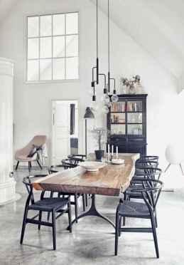 50 vintage dining room lighting decor ideas (20)