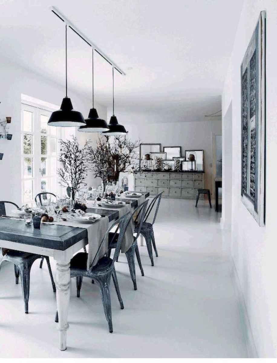 50 vintage dining room lighting decor ideas (26)