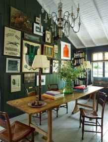 50 vintage dining room lighting decor ideas (46)
