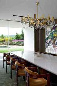 50 vintage dining room lighting decor ideas (47)