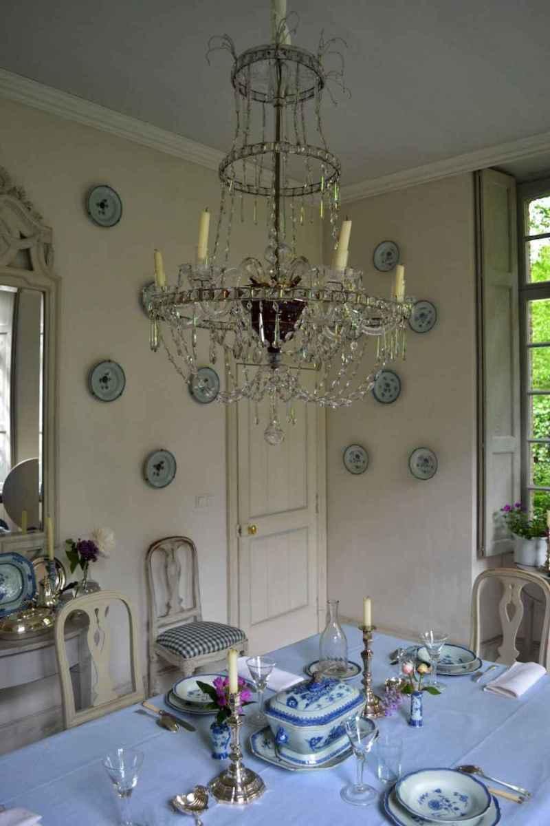 50 vintage dining room lighting decor ideas (9)