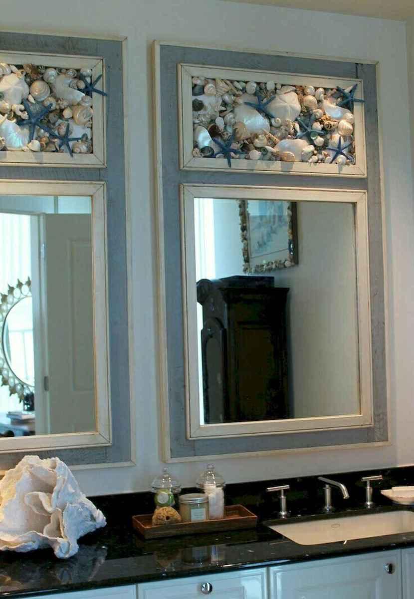 55 gorgeous beach themed bathroom design & decor ideas (20)