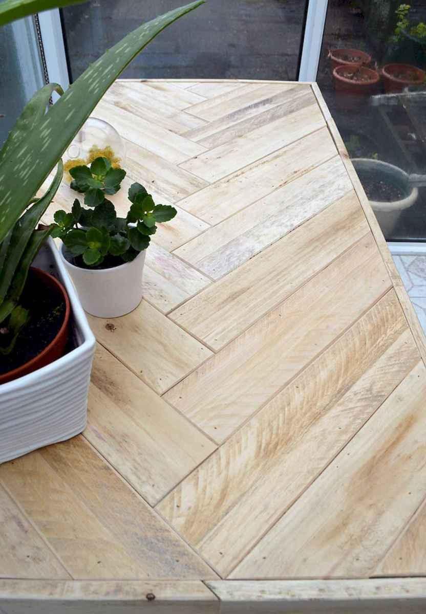 55 rustic outdoor patio table design ideas diy on a budget (5)
