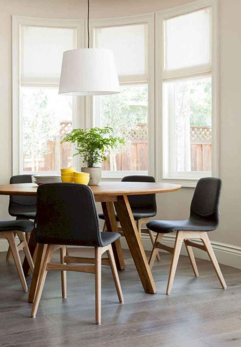 55 simple diy wooden dining table ideas that will inspire you (3)